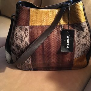 "WORTH New York "" The Dempsey"" Handbag"